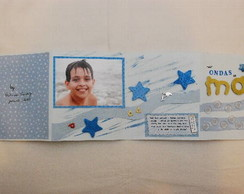 mini-�lbum scrapbook