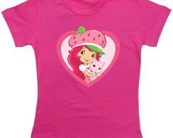 Camiseta Moranguinho