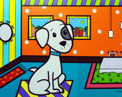 Painel O Cachorro