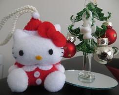 enfeites de natal kitty, ou lembrancinha