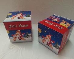 Caixa Cart�o de Natal