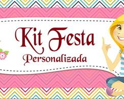 Kit � Festa Personalizada - IMPRESSO