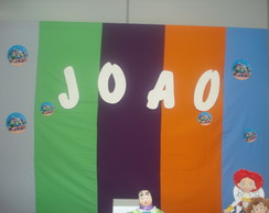Painel de Fundo Toy Story Aluguel