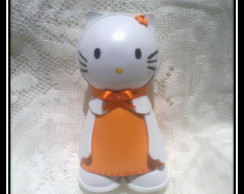 LEMBRANCINHA (MINI HELLO KITTY 3D EVA )