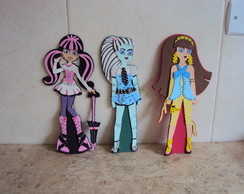 mini painel monster high