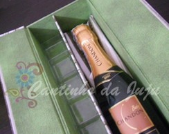 Caixas de Cartonagem para Mini Chandon