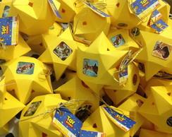 Caixinhas estrelas Toy Story