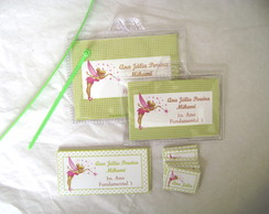 Kit Etiquetas E Tags: Sininho (variados)
