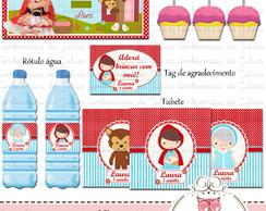 kit digital Chap�uzinho Vermelho 2