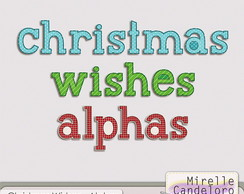 Christmas Wishes - Alphas