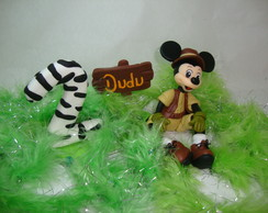 Topo Mickey Safari