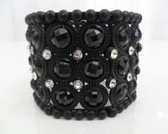 Bracelete Metal Black