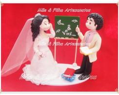 Noivinhos Professores_Eug�nio e Elaine