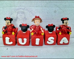 Cubos Minnie