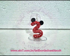 Vela Mickey e Minnie