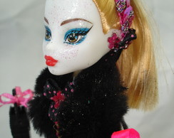 Boneca estilo Monster High Draculya