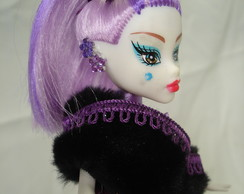Boneca estilo Monster High Spectria