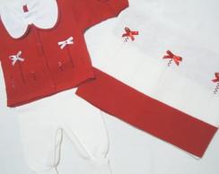 Sa�da Maternidade Vermelha Lacinhos