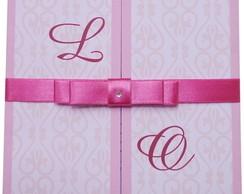 Convite Casamento Cent�urea Frete Gr�tis