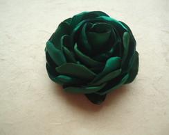 Rosa Cetim Verde