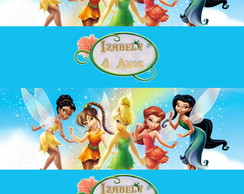 R�tulo Pastilha - Tinkerbell