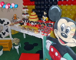 Mickey Mouse - Decora��o
