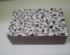 047: Caixa com mosaico