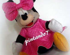 Minie 3d Pink - Centro De Mesa Gd