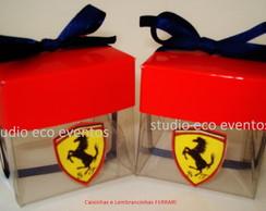 Caixinha Festa Ferrari (arq.P.F)
