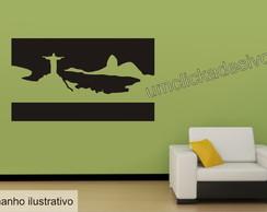 Adesivo Parede Rio D Janeiro 50-55x100cm