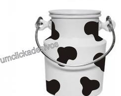Adesivo Mancha Vaca 2cm para leiteira