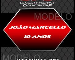 Convite Credencial UFC