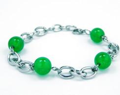 Pulseira de Jade Verde
