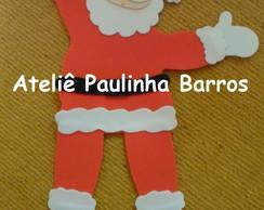 Aplique para painel - Papai Noel
