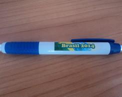 Canetas Personalizadas - Nosso Brasil