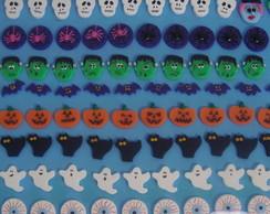 Apliques de biscuit halloween