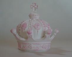 coroa rosa 3D
