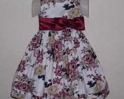 Vestido Duda-flor floral 0101