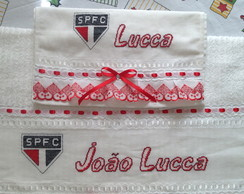 Toalha do S�o Paulo