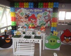 Decora��o Proven�al Angry Birds