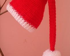 Touca Croch� Elfo Noel