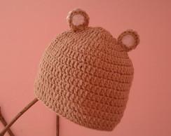 Touca Croch� Ursinho