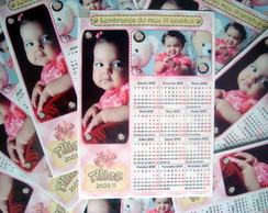Calend�rio 2014 Personalizado