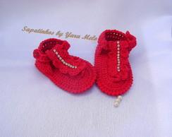 Sand�lia Vermelha