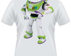 Camiseta Buzz Lightyear corpo