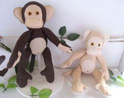 Dupla de Macacos