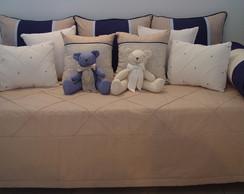 (CAA 0015) Conjunto cama da bab�