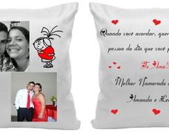 Almofada Personalizada Namorados
