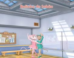 R�tulo Bolinha De Sab�o - Ratinha