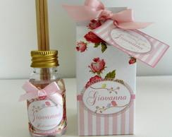 Kit Difusor Com Caixinha - Floral Rosa